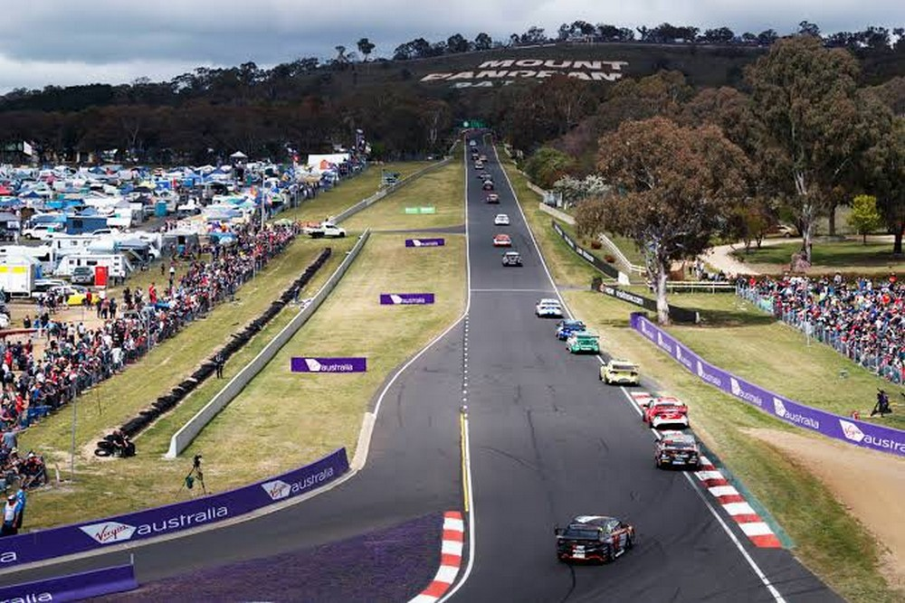 Mount Panorama Motor Racing Circuit 1
